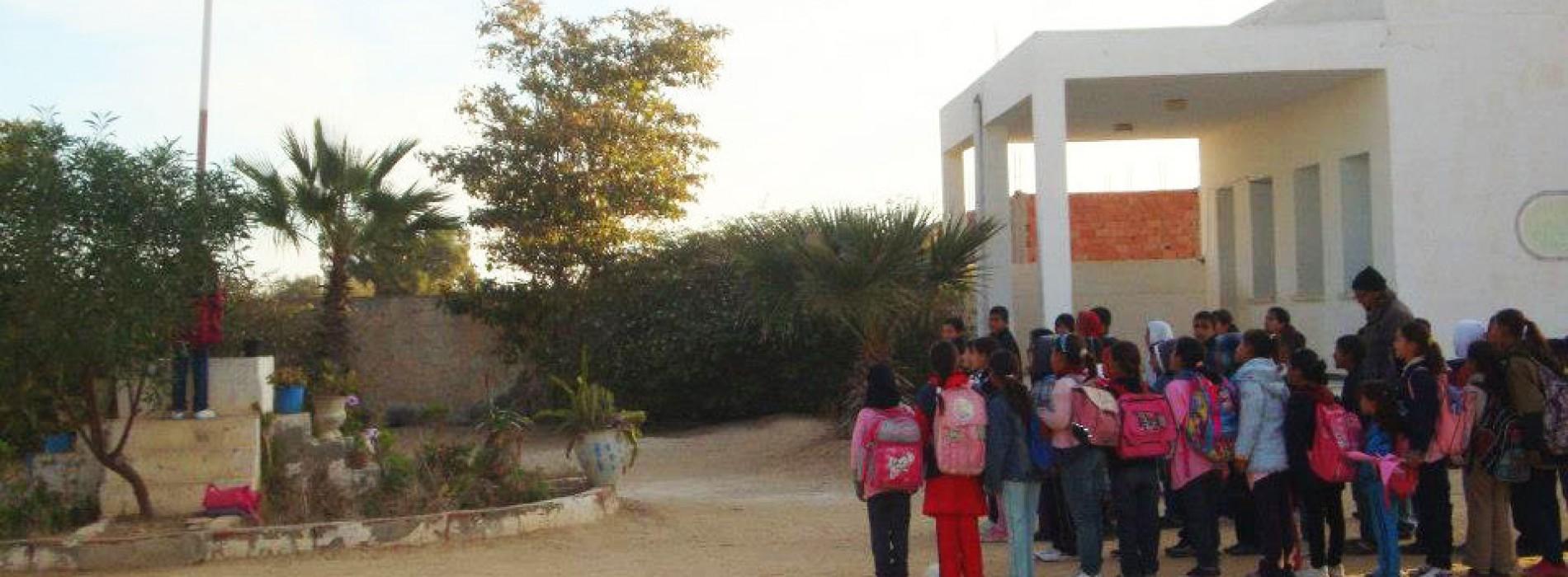 L'école primaire au Kef