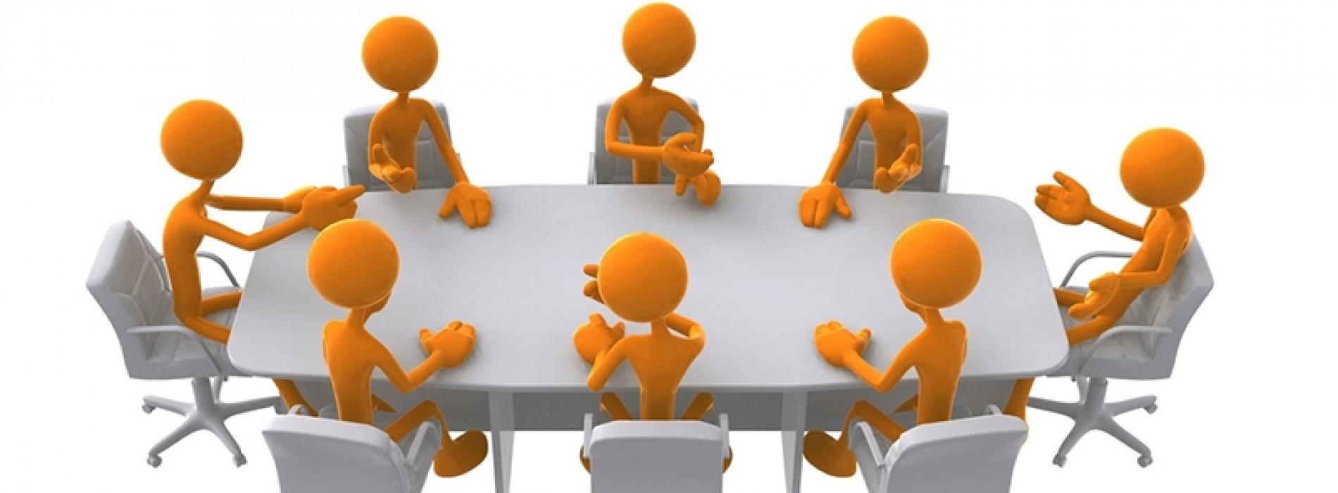 Les séances du conseil