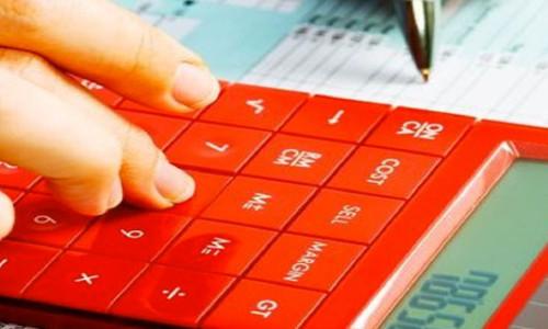 Base et taux d'imposition
