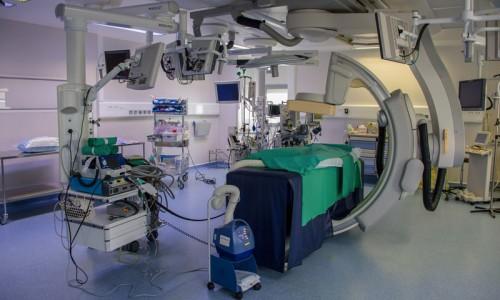 Infrastructures médicales et hospitalières