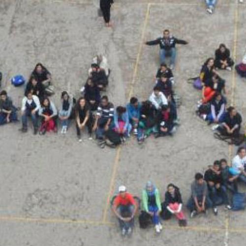 Le lycée au Kef