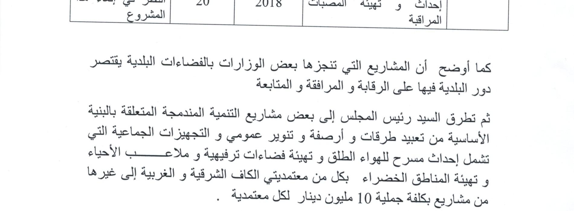 PV de la séance préliminaire de la quatrième session ordinaire 2018